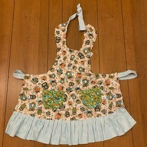 Apron for a Toddler (Reversible)
